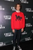 LOS ANGELES - OCT 3:  Matthew Gray Gubler at the Knott's Scary Farm Celebrity VIP Opening  at Knott's Berry Farm on October 3, 2014 in Buena Park, CA