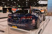 Acura Tlx Gt Race At The Orange County International Auto Show