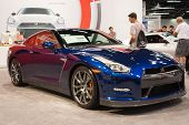 2015 Nissan Gt-r Nismo At The Orange County International Auto Show