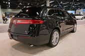 2015 Lincoln Mkt At The Orange County International Auto Show