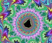 foto of mandelbrot  - Digital computer graphic  - JPG