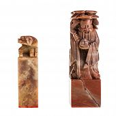 Chinese Stone Stamps
