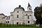 church Krtiny, Moravia, Czech Republic, Europe
