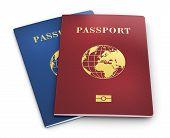 Biometric passports