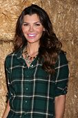 LOS ANGELES - OCT 4:  Ali Landry at the RISE of the Jack O'Lanterns at Descanso Gardens on October 4