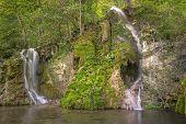 Gueterstein waterfall