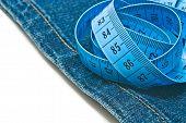Blue Meter And Denim