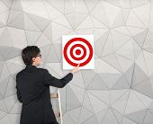 Poster With Target