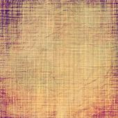 Old abstract grunge background, aged retro texture. With different color patterns: yellow (beige); brown; purple (violet); pink