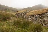 Hut On An Orkney Island