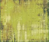 Grunge old texture as abstract background. With different color patterns: yellow (beige); brown; gray; green