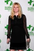 LOS ANGELES - FEB 18:  Cheryl Tiegs at the Global Green USA's 12th Annual Pre-Oscar Party at a Avalon on February 18, 2015 in Los Angeles, CA