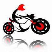 Reactive Motorcycle