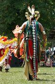 Meskwaki PowWow - Back Outfits