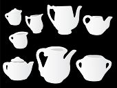 collection of carafe