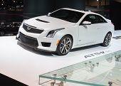 2015 Cadillac ATS-V