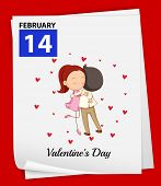 picture of soulmate  - Illustration of February 14 is Valentine - JPG