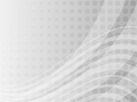 stock photo of grayscale  - Abstract  grayscale dots and curves background - JPG