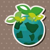 picture of environmental protection  - Environmental Protection Concept Theme Elements - JPG