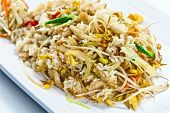 picture of bean sprouts  - Stewed meat with rice and bean sprouts - JPG