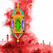 stock photo of kareem  - illustration of Ramadan Kareem  - JPG