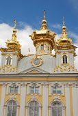 Beautiful golden temple