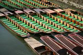 Punts Chained Together