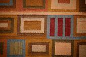 Woven textured pattern