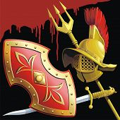 picture of armorial-bearings  - Gladiator - JPG