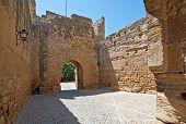 Ancient Moorish Gate, Spain