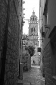 Old Town And Cathedral - Korcula