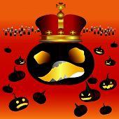 Pumpkin The Big Brather