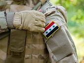 The Iraq Flag