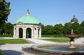 Hofgarten,munich,bavaria,germany