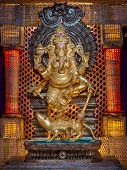 Statue Of Lord Ganesha poster