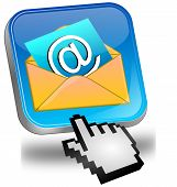 E-Mail Button with Cursor
