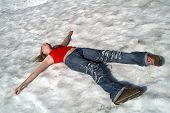 Rest On Snow