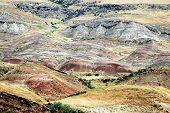 Red Arid Hills