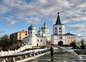 Molchansky Or Silent Monastery