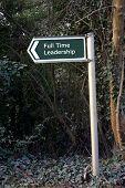 Full Time Leadship