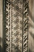 Balinese Style Wooden Wall Decoration