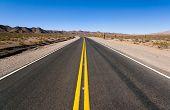 Carretera en Norte Argentino