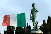 David by Michelangelo - Florence - Piazza Michelangelo