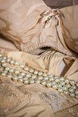 Sujetador femenino y ropa interior Beige