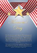 pic of significant  - significant day poster with stars and stripes - JPG