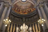 La Madeleine church, Paris, France