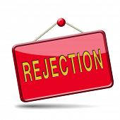 rejection letter for job vacancy or fear to get your visa rejected or a real good proposal they reje
