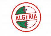 foto of algiers  - Passport - JPG