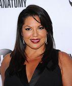 LOS ANGELES - SEP 28:  Sara Ramirez arrives to