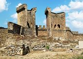 Ruins Of The Genoese Fortress